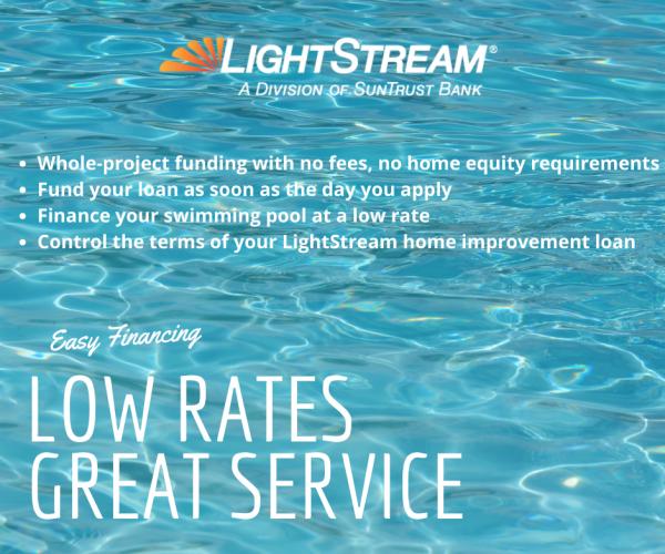 LightStream pool finance