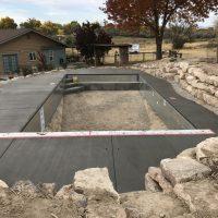 pool deck construction