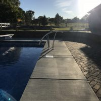specialty pool handrails